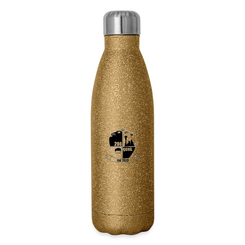 206geek podcast - Insulated Stainless Steel Water Bottle