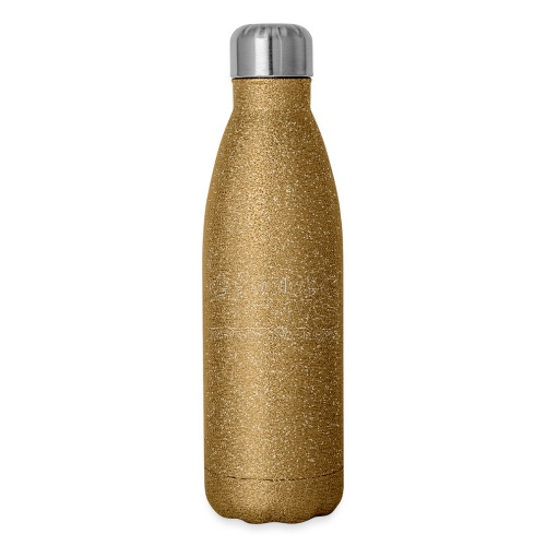 GEORGE NEWS V2 - Insulated Stainless Steel Water Bottle