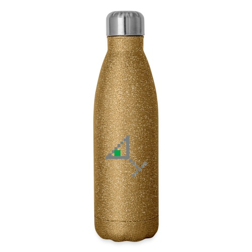 item martini - Insulated Stainless Steel Water Bottle