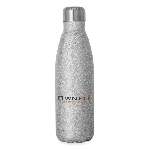 Owned Clothing - Insulated Stainless Steel Water Bottle