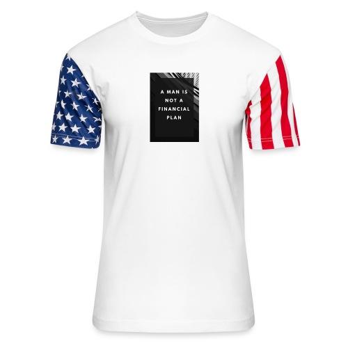 26196993 707939412730712 1588940049 n - Unisex Stars & Stripes T-Shirt