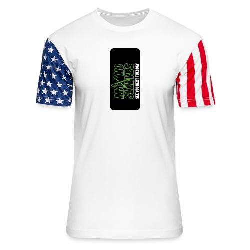 syntiphone5 - Unisex Stars & Stripes T-Shirt