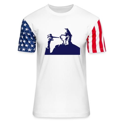 Karl Barth - Unisex Stars & Stripes T-Shirt