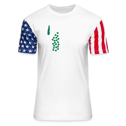 drunkpatron - Unisex Stars & Stripes T-Shirt