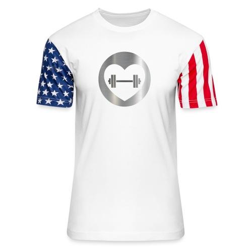 26732429 710811402443513 535042447 o - Unisex Stars & Stripes T-Shirt