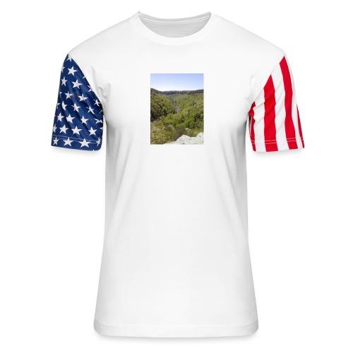 LRC - Unisex Stars & Stripes T-Shirt