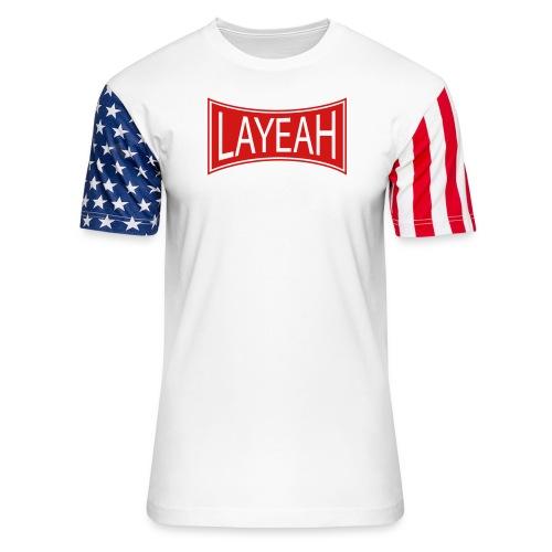 Standard Layeah Shirts - Unisex Stars & Stripes T-Shirt