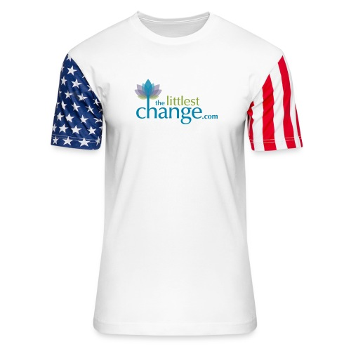 Anything is Possible - Unisex Stars & Stripes T-Shirt