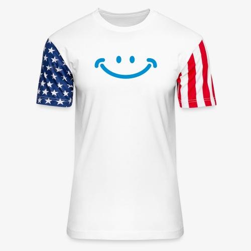 Happy Mug - Unisex Stars & Stripes T-Shirt