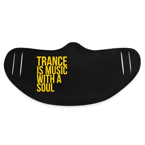 Trance soul - Basic Lightweight Face Mask