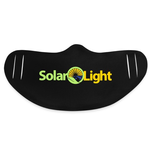 solarlightlogo1 - Basic Lightweight Face Mask