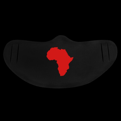 Africa - Basic Lightweight Face Mask