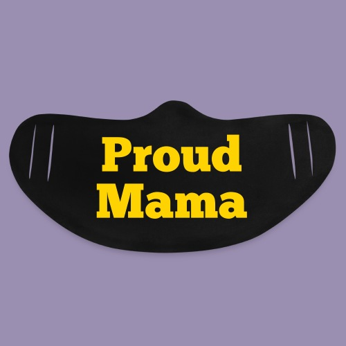 Proud Mama - Basic Lightweight Face Mask