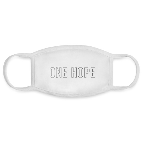 ONE HOPE - Face Mask