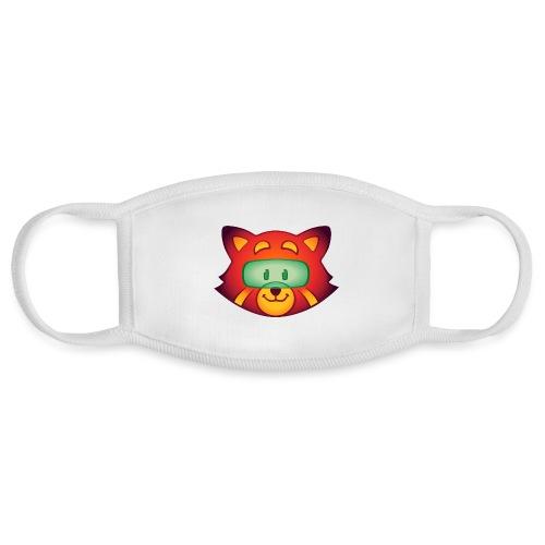 Foxr Head (no logo) - Face Mask