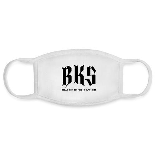 BKS Logo BW - Face Mask