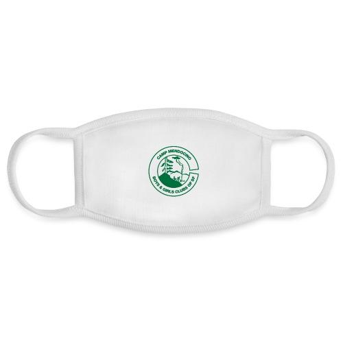 Camp Mendocino Green - Face Mask