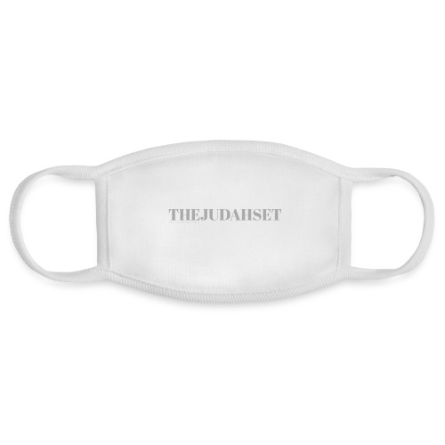 THEJUDAHSET (Official) Logo - Face Mask