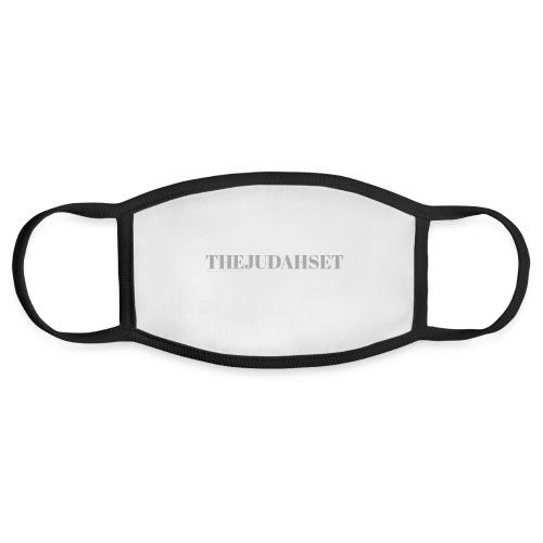 THEJUDAHSET (Official) Logo - Face Mask