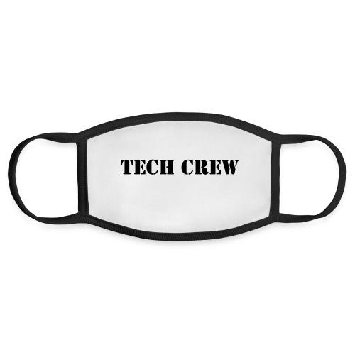 Tech Crew - Face Mask