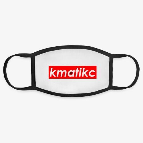 KMATiKC Box Logo - Face Mask