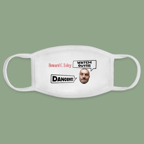 Howard C. Esley Danger Mask - Face Mask