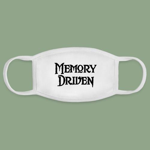 Memory Driven Logo Mask - Face Mask