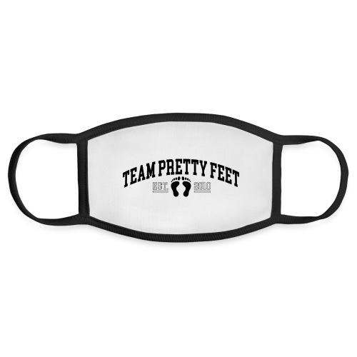 Team Pretty Feet™ Universi-TEE - Face Mask