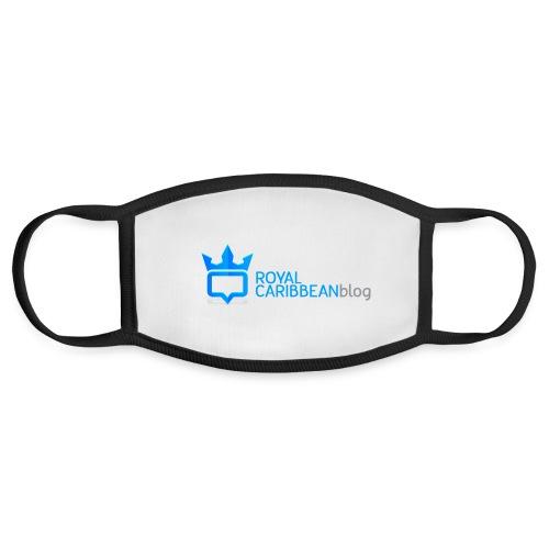 Royal Caribbean Blog Logo - Face Mask