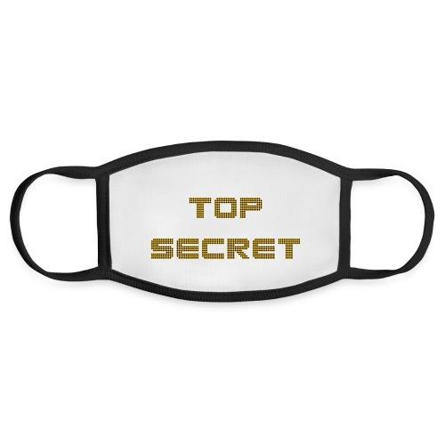 top secret - Face Mask