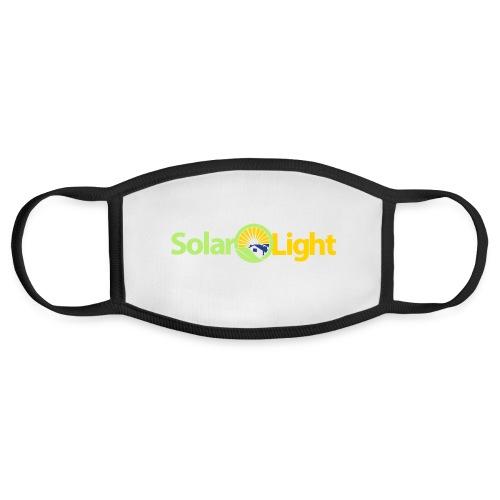solarlightlogo1 - Face Mask