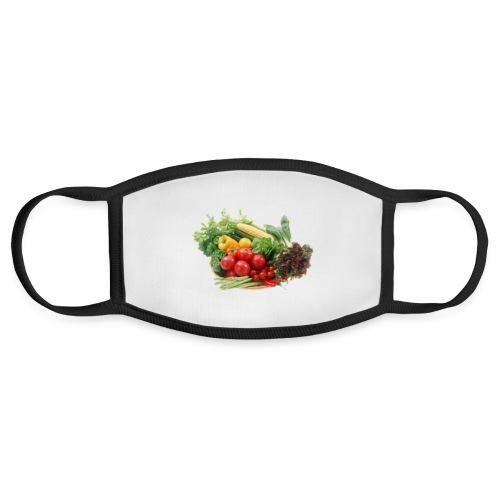 vegetable fruits - Face Mask