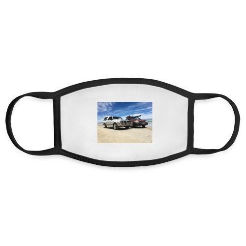 Subaru off roading - Face Mask