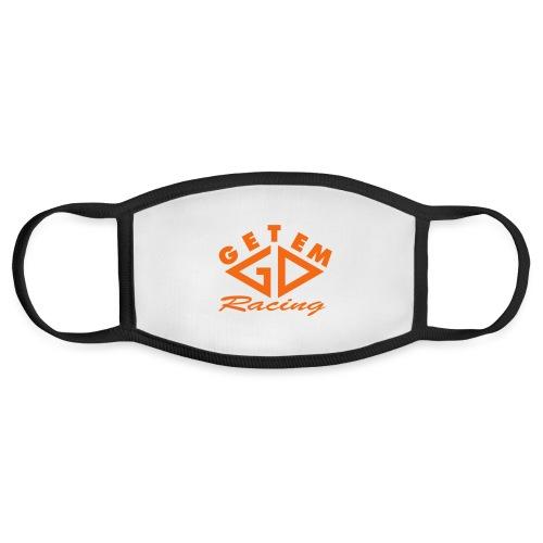 Getem 2020 Orange 001 - Face Mask