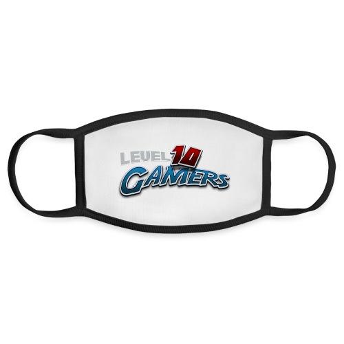 Level10Gamers Logo - Face Mask
