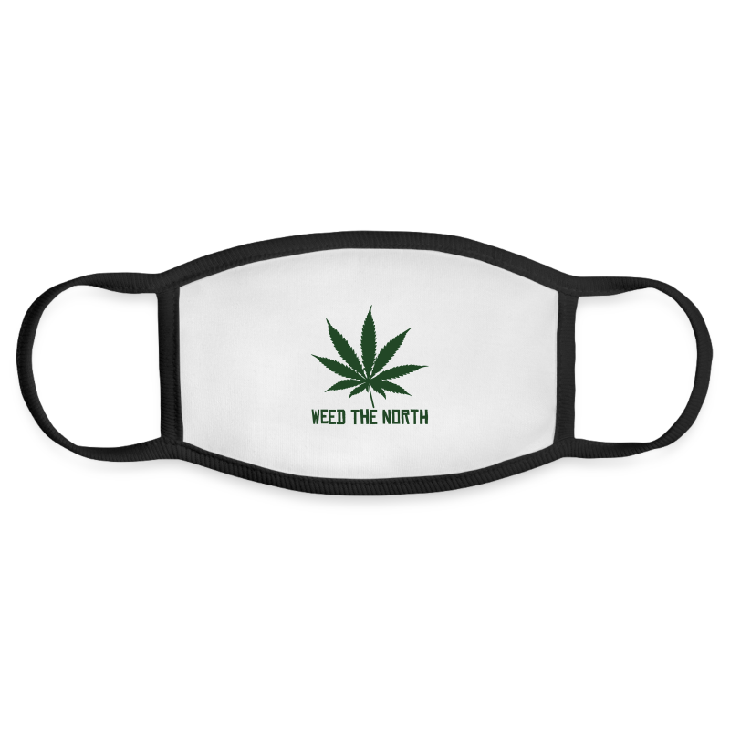 Weed The North - Face Mask