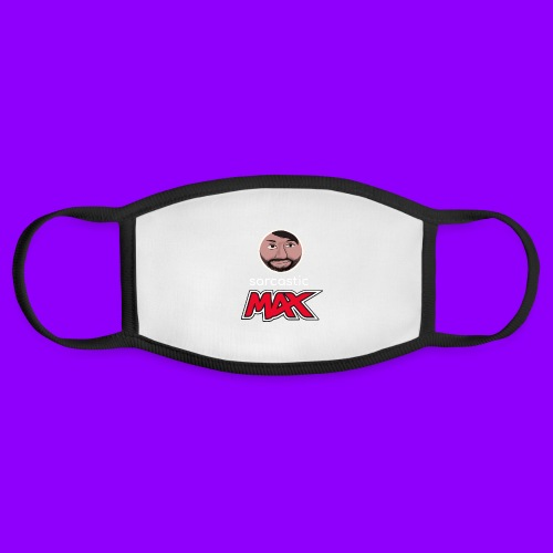 SarcasticMax cola beverage logo - Face Mask