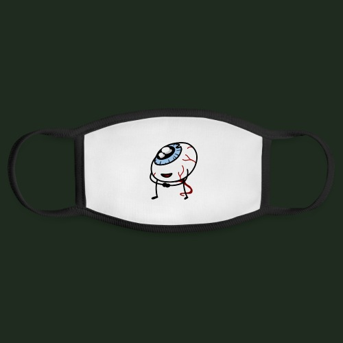 Eyeball - Face Mask