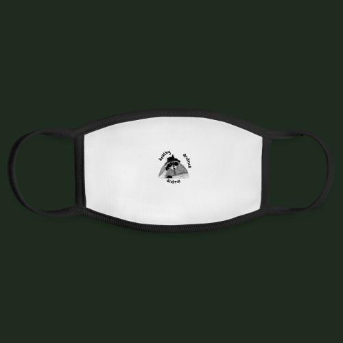 Apathy Raccoon - Face Mask