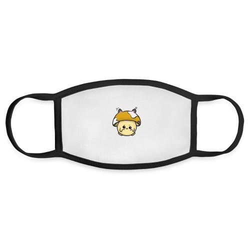Kitten Mushru (Mitten) - Face Mask