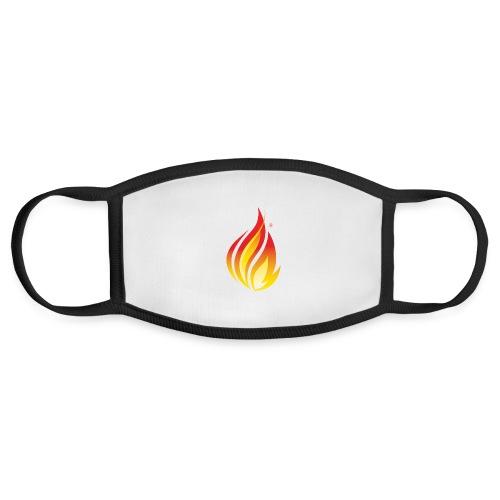HL7 FHIR Flame Logo - Face Mask
