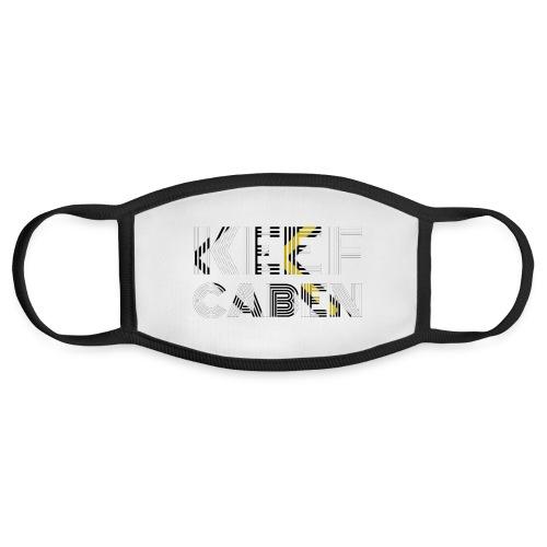Keef Caben Remix EP Design WHT - Face Mask