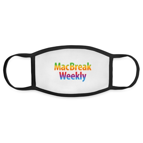 MacBreak Weekly podcasts - Face Mask