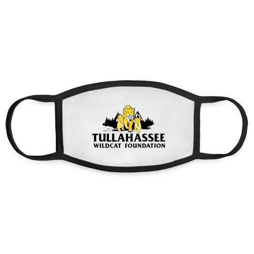 Tullahassee Wildcat Foundation PPE Mask - Face Mask