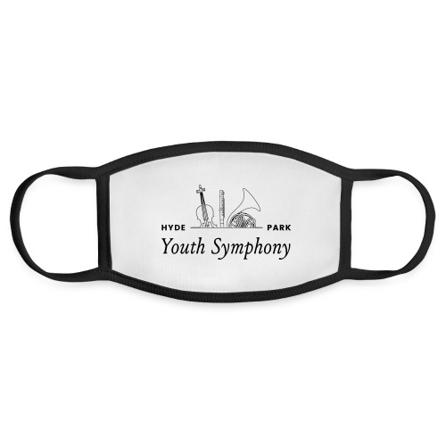 Hyde Park Youth Symphony - Face Mask