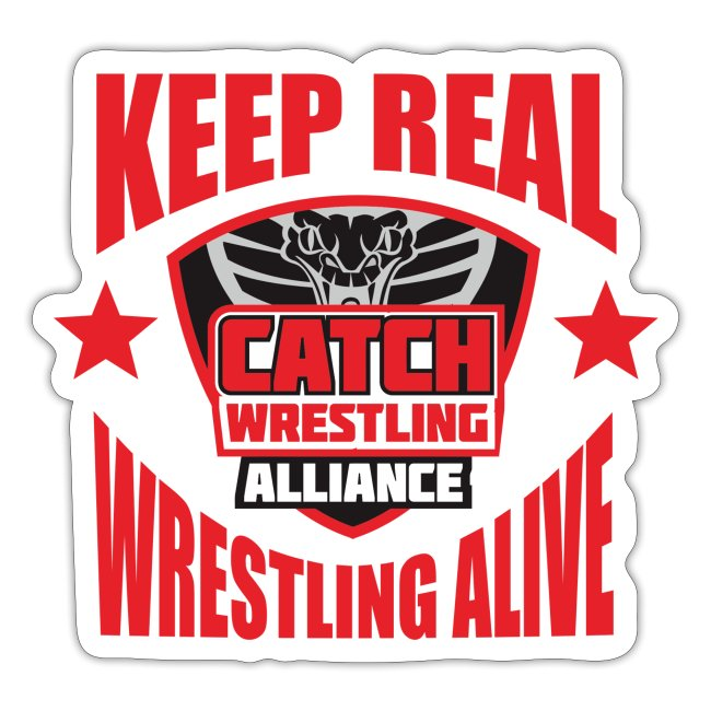 Keep Real Wrestling Alive