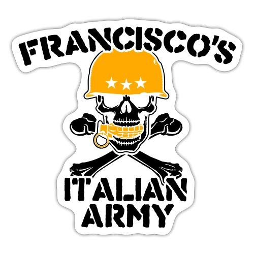 italian army v - Sticker