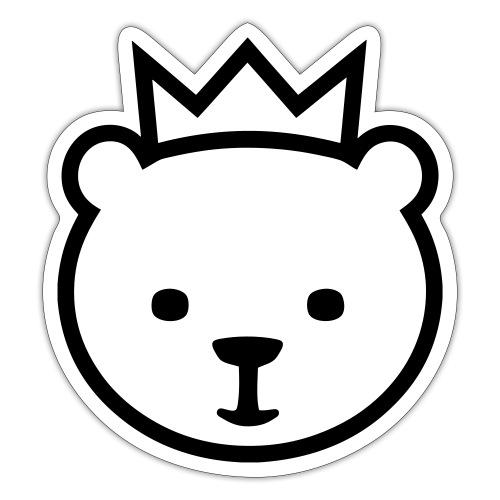 Berlin bear - Sticker