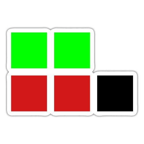 colors_similar - Sticker