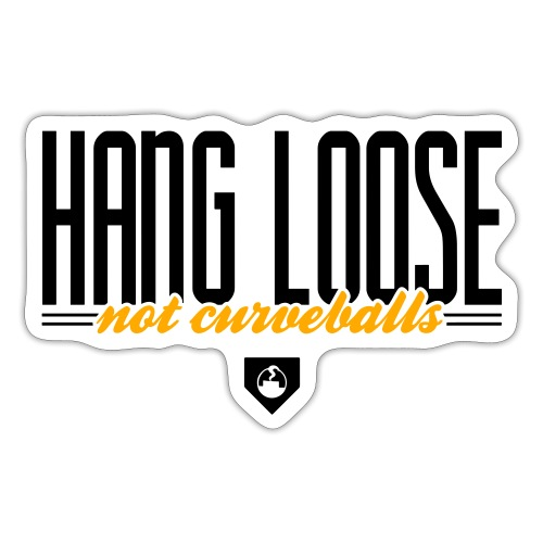 Hang Loose - Sticker
